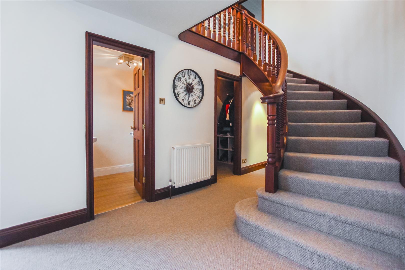 6 Bedroom Detached House For Sale - Entrance Hall